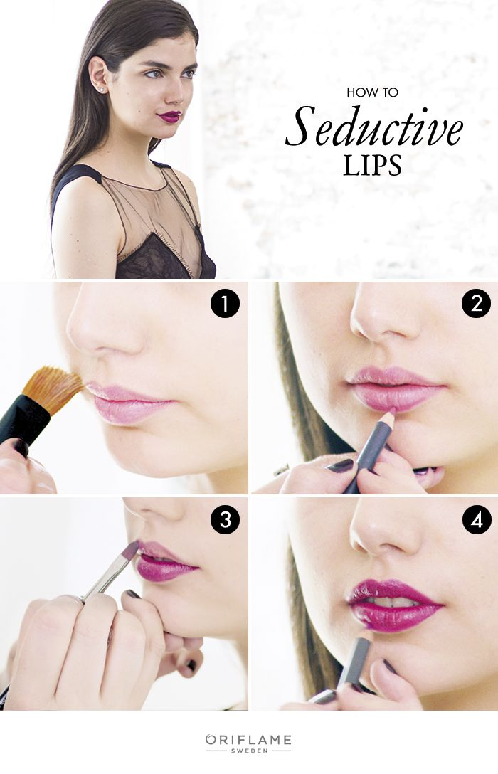 One of the easiest ways to take your look from day to night is to add a pop of bright bold colour to your pout. In our exclusive how-to video, we take you through all the steps to get those luscious, standout lips!
