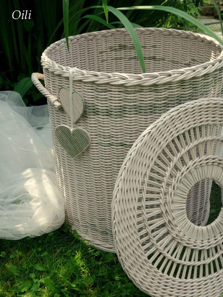 Basket Weaving London : Best pleten? z pap?rov?ch ruli ek images on