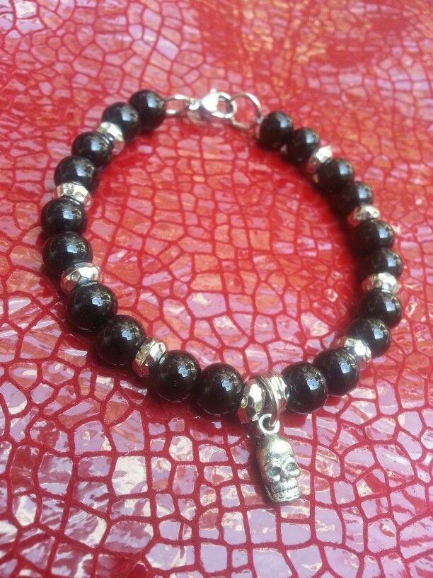 Bracelet black for men