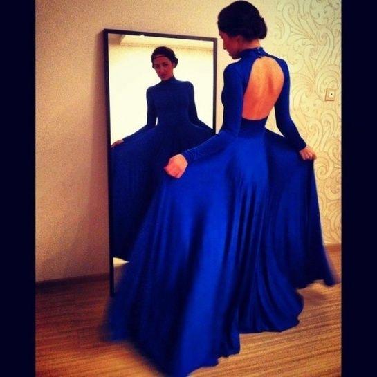 платья в пол с открытой спиной - Поиск в Google