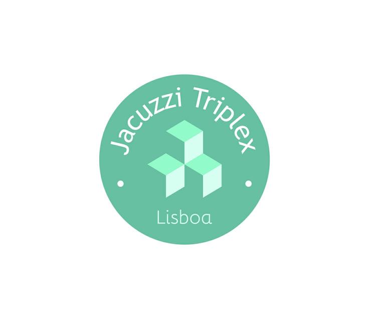 #POLIGONO #jacuzzitriplex #logo