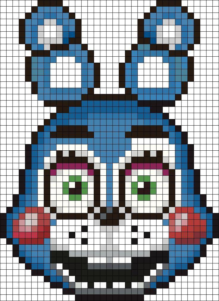 Best Pixelados Images On   Minecraft Pixel Art Bead