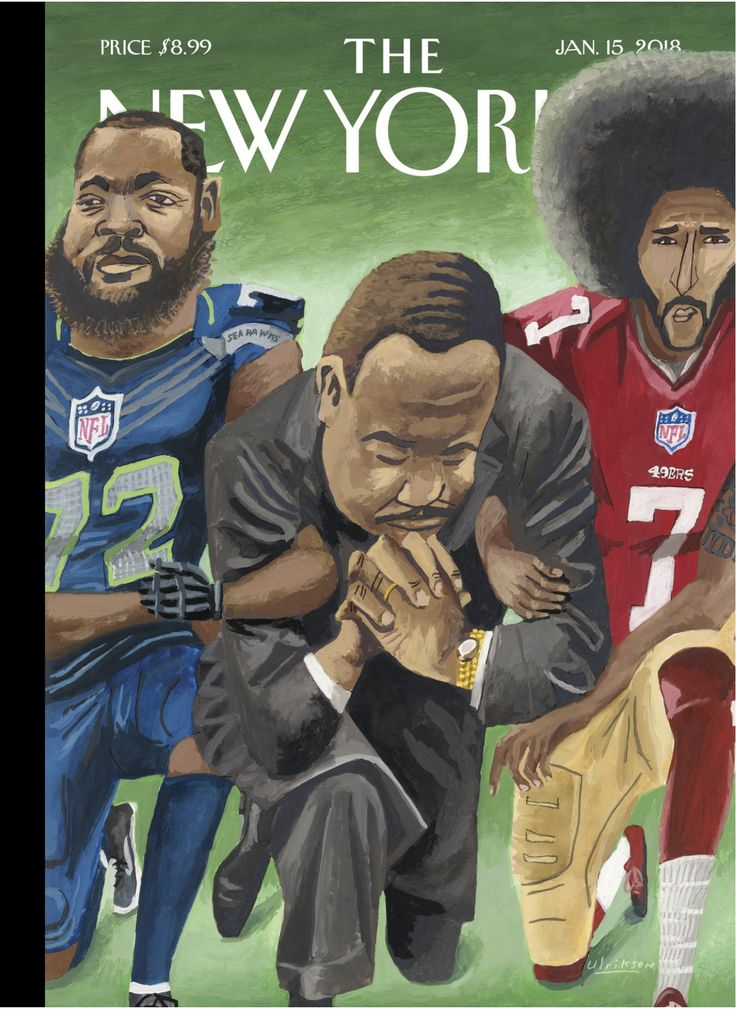 "Mark Ulriksen's ""In Creative Battle"" I asked myself, What would King be doing if he were around today?"" the San Francisco-based artist Mark Ulriksen says, about the civil-rights leader, the inspiration for this week's cover."