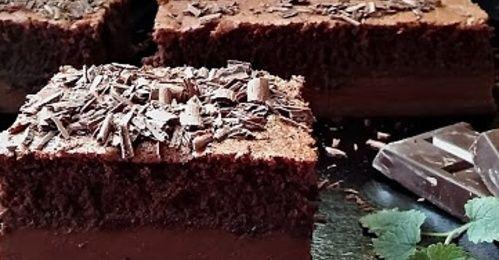 Magiczne ciasto czekoladowe