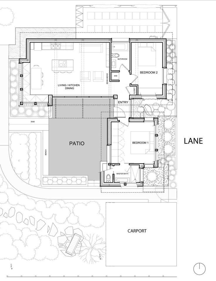 Small energy efficient house floor plans
