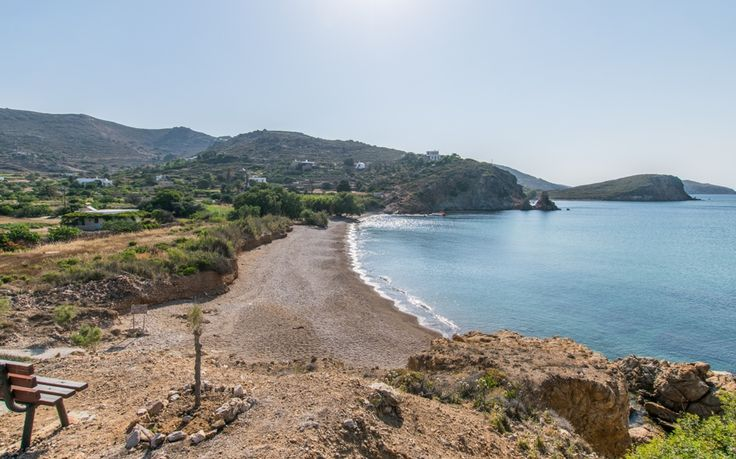 Vaya It is said that the beach in «Vaya» is the coldest on the island! It is one of the most quiet and easily accessible beaches of Patmos. «Vaya» is located 7km from Skala, right after the village of Κampos.
