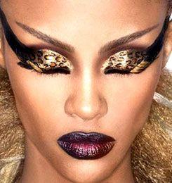 Maquillage fêtes de fin d'année