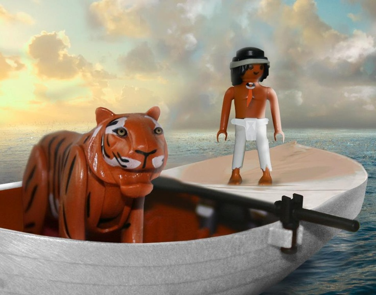 Piscine molitor patel life of pi playmobil for Piscine playmobil