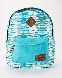 Dickies Tie Dye Backpack - Turquoise