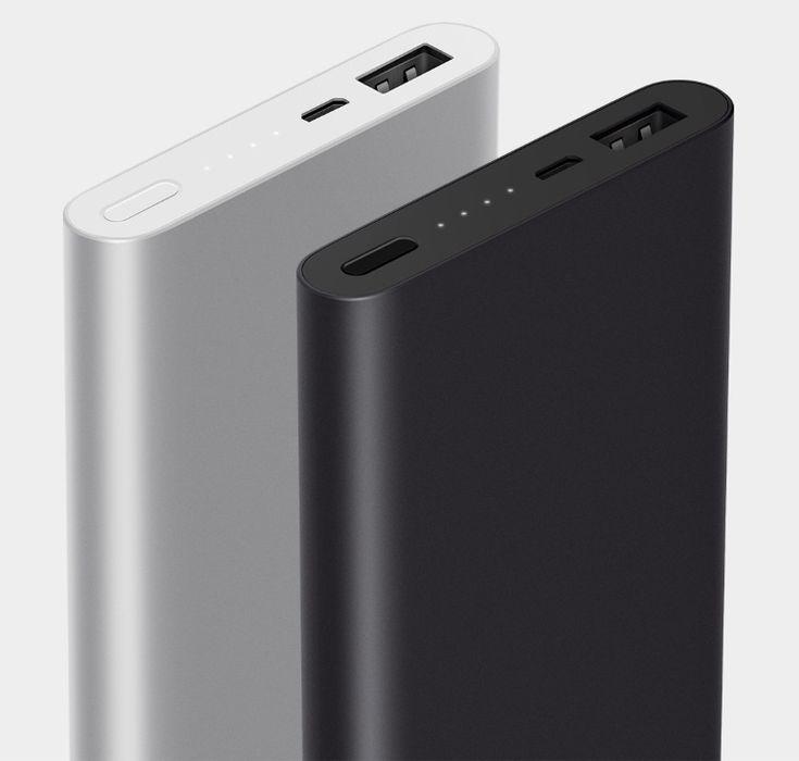 Xiaomi Mi Power Bank 2: baterie externa cu 10.000mAh, Quick Charge 2.0 | GadgetLab.ro