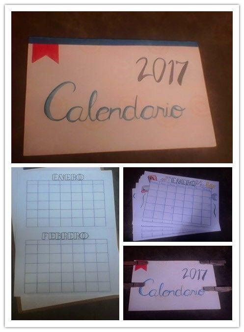 Siempre es bueno tener un calendario a la mano y aun más si te sirve como planear.