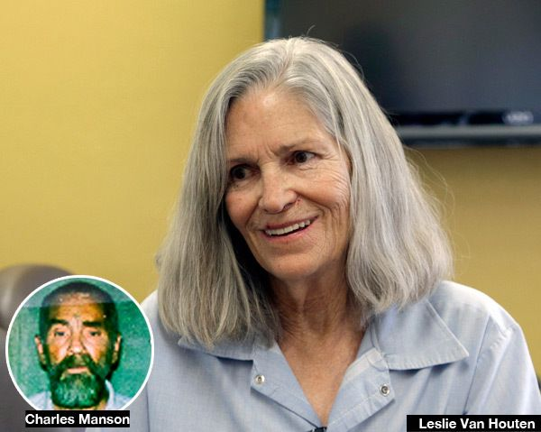 Charles Manson Murderess Leslie Van Houten, 66,  Approved For Parole — Will She Be Freed?