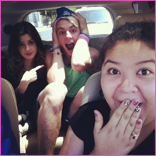 Austin and ally pron
