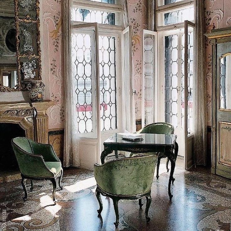 Take me here please... - Vicki Archer Palazzo hotel Venise