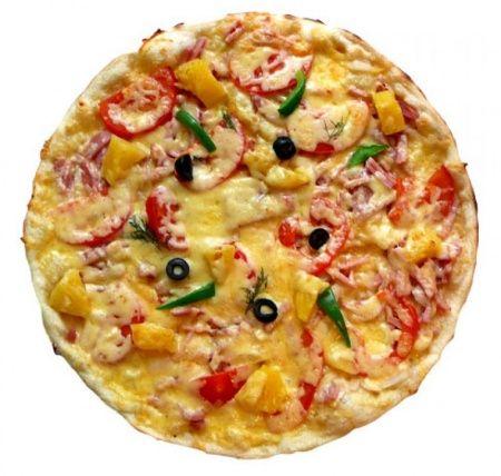 Гавайская пицца с курицей. Особенности приготовления