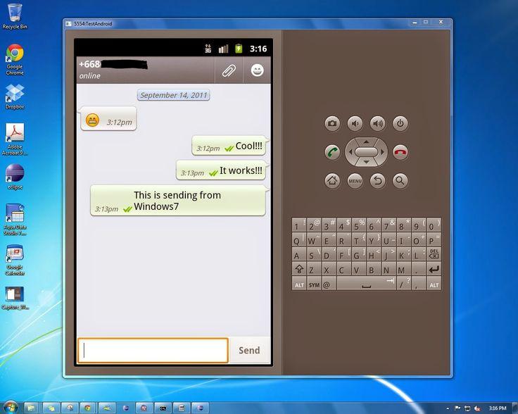 sebuah tutorial yang memungkinkan aplikasi WhatsApp dapat digunakan di PC atau Laptop yang kalian gunakan. sebelumnya aplikasi ini hanya dapat digunakan di smartphone atau table, dan dengan aplikasi WhatsApp for desktop atau WhatsApp for PC sekarang kamu sudah bisa menikmati layanan chat dengan aplikasi tersebut di komputer kamu.