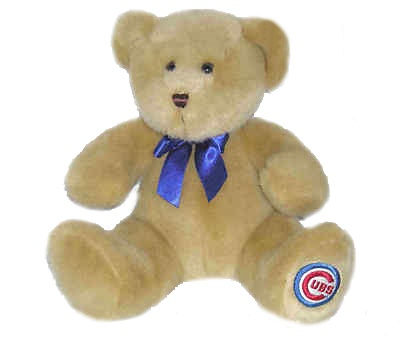 Chicago Cubs Build A Bear