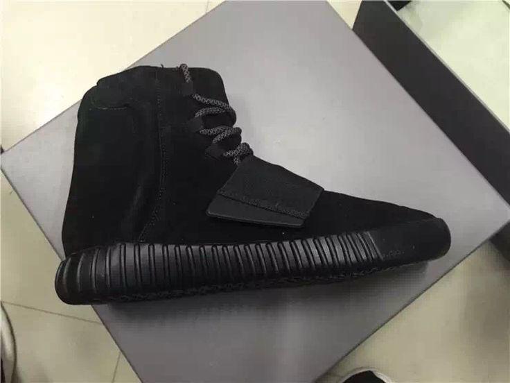 adidas Yeezy Boost 750 Black - Sneaker Bar Detroit