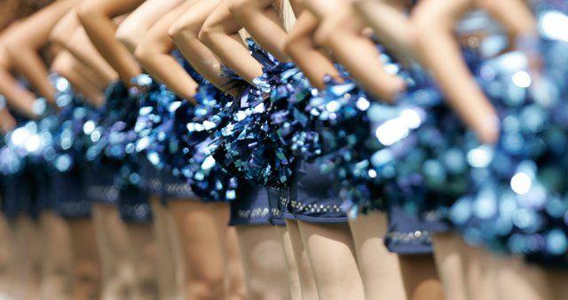 2012 Argo cheerleaders Auditions