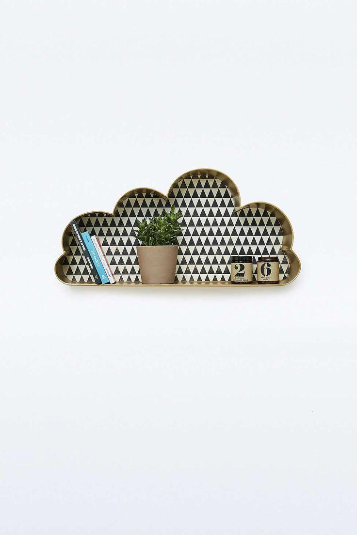 Étagère nuage Urban Outfitters