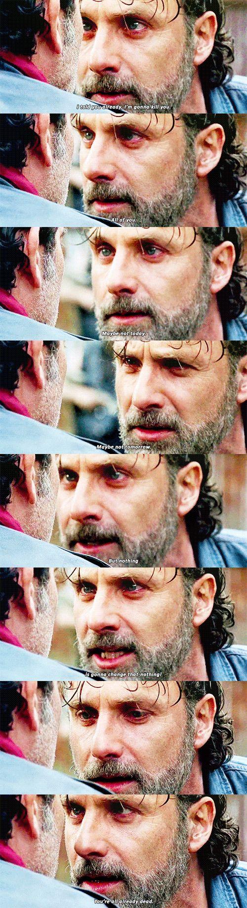 Rick Grimes (TWD 7x16)