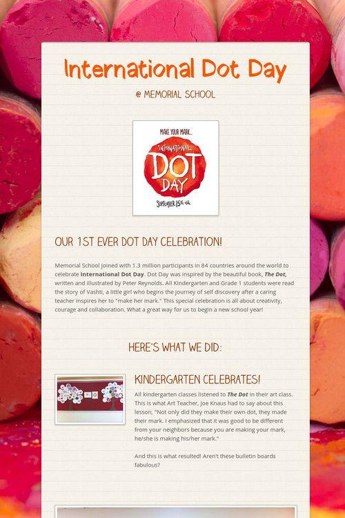 memorial day online book for kindergarten