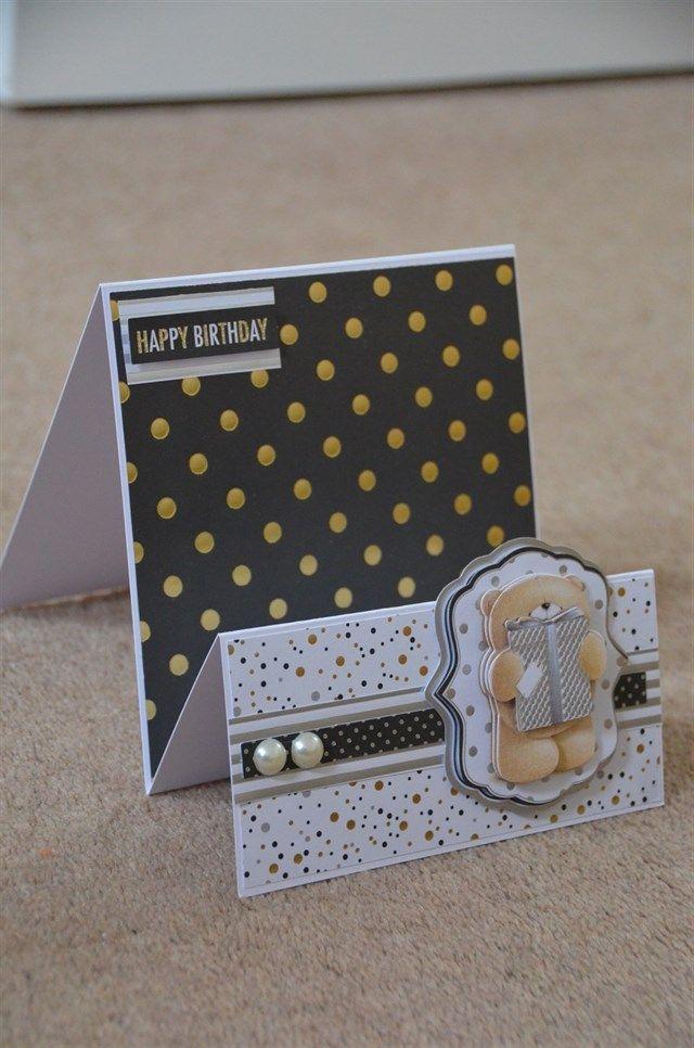 Forever Friends - Birthday Stepper   docrafts.com