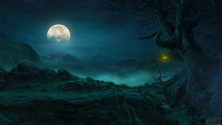 Wallpaper mit einer rücksichtslosen und wilden Tal des Todes, wo er lebt und Chupacabra kraken.