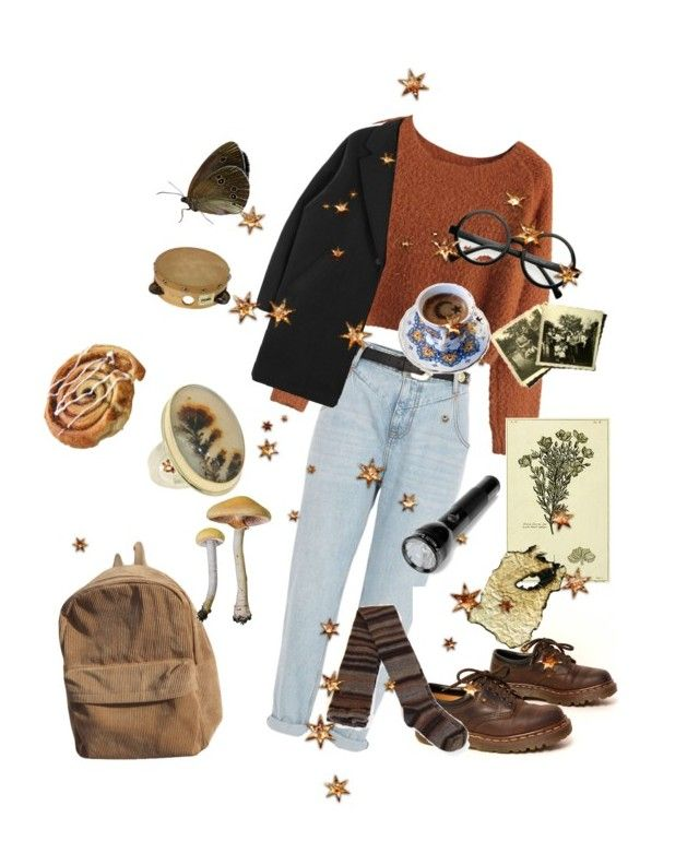 """cold hands"" by paigealexandrialee on Polyvore featuring River Island, Retrò and Jamie Joseph"