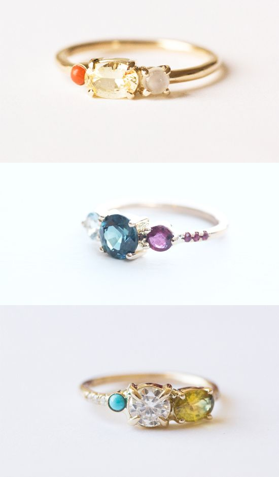 Mociun Custom Rings