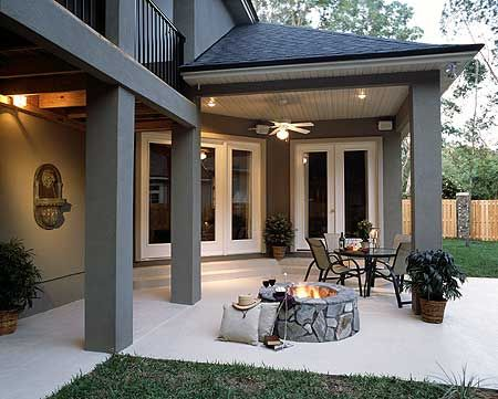 61 best walk out basement ideas images on pinterest for Walkout basement patio