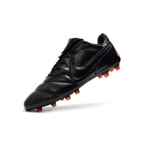 timeless design c8129 c95bf Nike Premier II 2.0 FG Svarta Röd Fotbollsskor