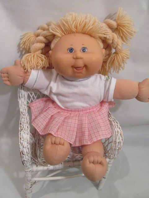 Cabbage patch dolls value 2004 jayco