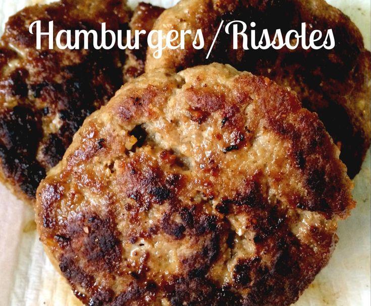 Rissoles/Hamburger patties by Mumma_Ari on www.recipecommunity.com.au
