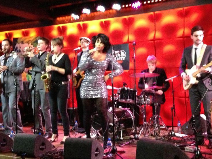 North Sea Jazz Club in Amsterdam, Noord-Holland