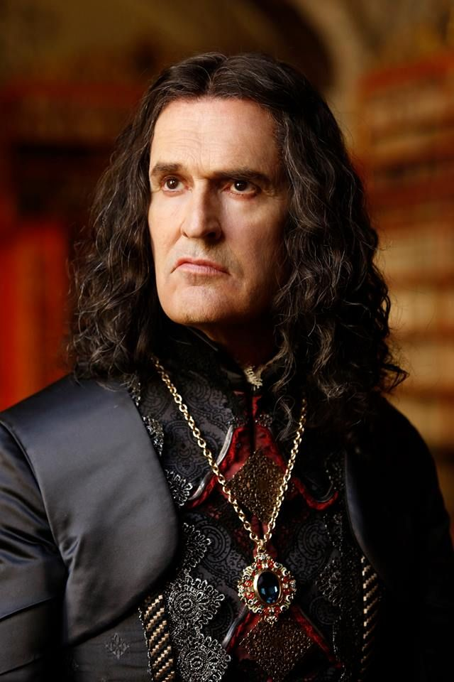 The Musketeers - Rupert Everett as Phillipe Feron