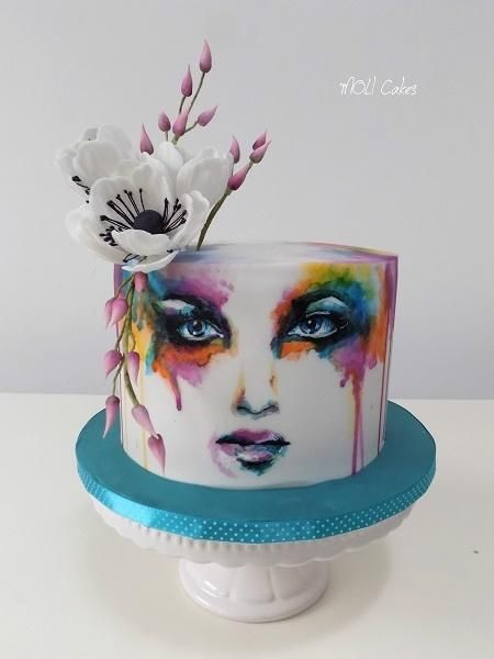Colours  by MOLI Cakes