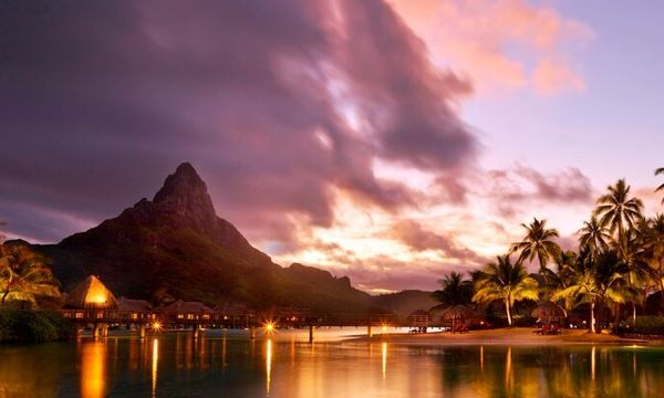 Tetiroa, an Island name Desire in the French Polynesia has become popular with the ultra rich. This is where Pippa and James enjoyed the first leg of their recent honeymoon.
