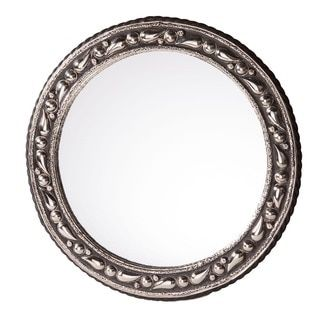 Shop for 20-inch Round Mediterranean Mirror , Handmade in Morocco . Get free delivery at Overstock.com - Your Online Home Decor Outlet Store! Get 5% in rewards with Club O!