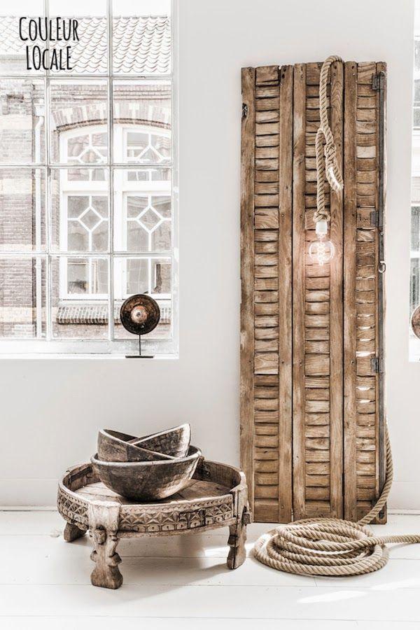 Vosgesparis: Etnic vibes in a black and white interior | Sponsor spotlight