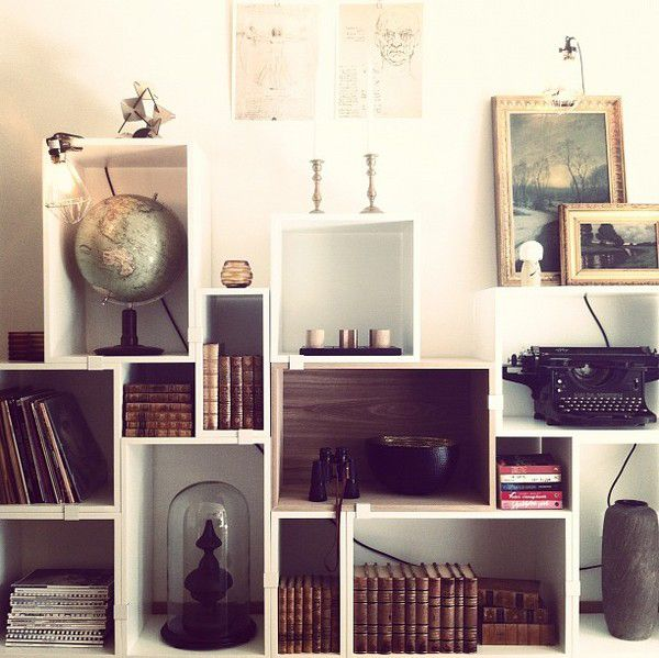 A beautiful way to organize and display