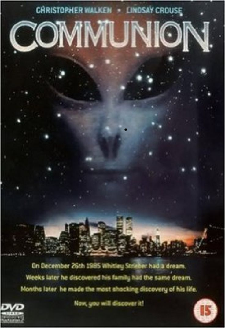 Communion movie  | Communion (1989) Based On True Events