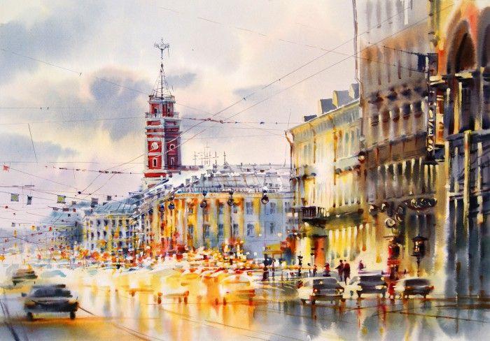 работы художника Ольги Литвиненко – 01