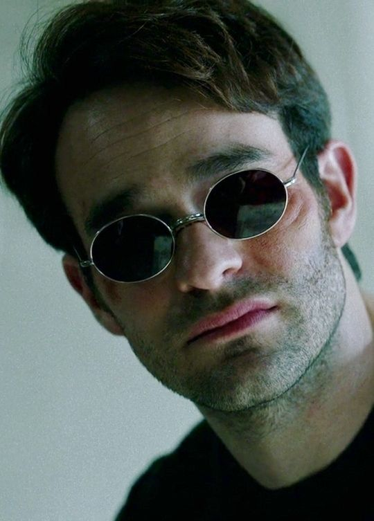 Daredevil made me fall in love with Charlie Cox