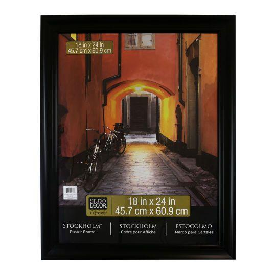 stockholm poster frame by studio dcor 27x40
