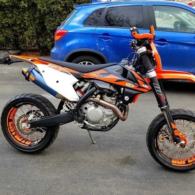Pin By Davis Smith On Motos Divers Ktm Ktm Supermoto Ktm Exc