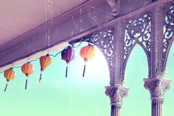 Chinese lanterns. Simonstown. #simonstown #capetown #chineselantern #southafrica