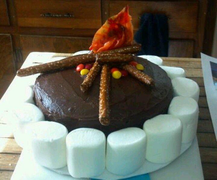 Cub Scout Cake Decorating Ideas Pin Cub Scout Cake Bake ...