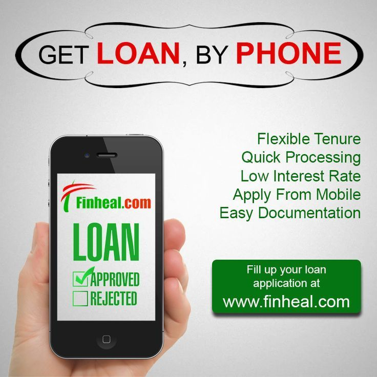 Get Loan By Phone For Personal Loan In Faridabad Apply For At Www Finheal Com Personal Loans How To Apply Loan