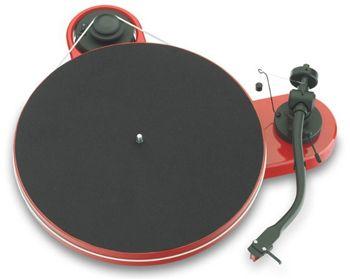 Pro-Ject Audio (プロジェクト・オーディオ) - RPM 1.3 Genie (Red : 60Hz) (Audio)